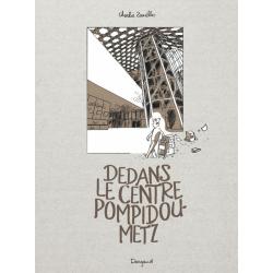 Dedans le centre Pompidou Metz - Dedans le centre Pompidou Metz