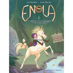 Enola et les animaux extraordinaires - Tome 2 - La licorne qui dépassait les bornes