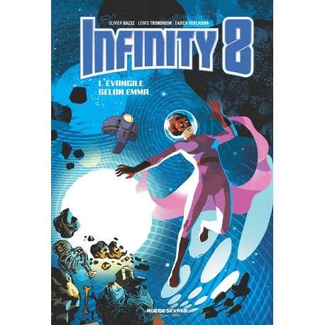 Infinity 8 - Tome 3 - L'Évangile selon Emma