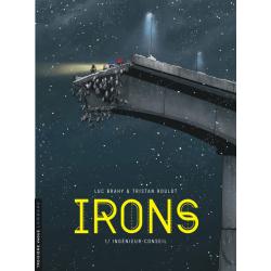 Irons - Tome 1 - Ingénieur-conseil