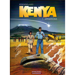 Kenya - Tome 1 - Apparitions