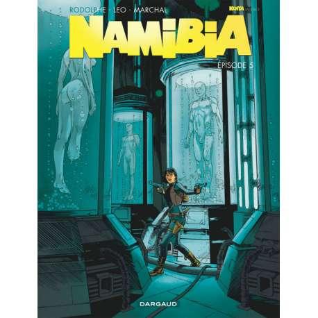 Namibia (Kenya - Saison 2) - Tome 5 - Épisode 5