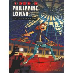 Philippine Lomar (Les enquêtes polar de) - Tome 2 - Le braqueur des cœurs