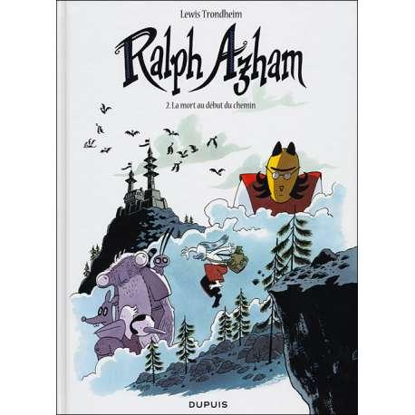 Ralph Azham - Tome 2 - La mort au début du chemin