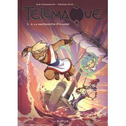 Télémaque (Toussaint/Ruiz) - Tome 1 - À la recherche d'Ulysse