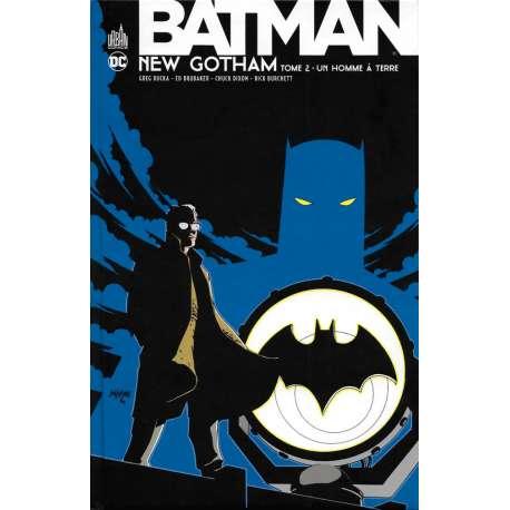 Batman - Tome 2 - Un homme à terre