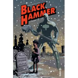 Black Hammer - Tome 2 - L'Incident