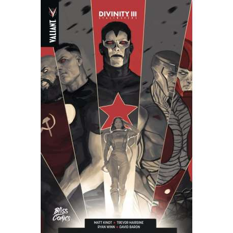 Divinity - Tome 3 - Divinity III