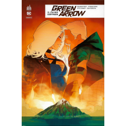Green Arrow Rebirth - Tome 2 - L'Île aux cicatrices