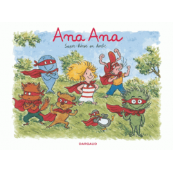 Ana Ana - Tome 5