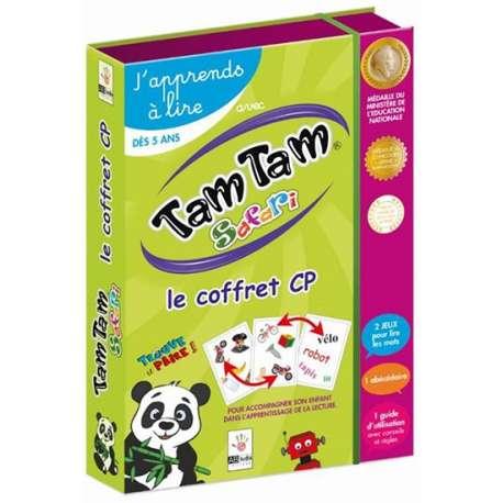Tam Tam Safari : le coffret CP