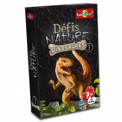 Défis Nature - Dinosaures 3 - Noir