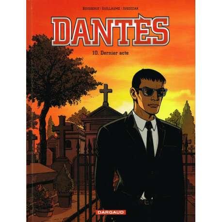 Dantès - Tome 10 - Dernier acte