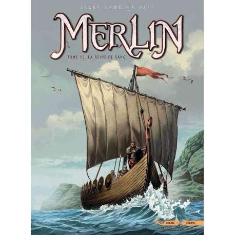 Merlin (Lambert) - Tome 12 - La reine de sang