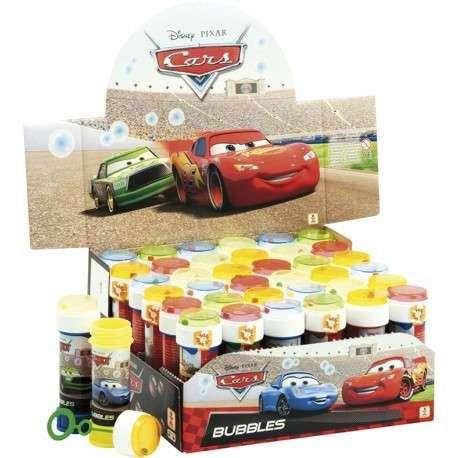 Bulles de savon Cars