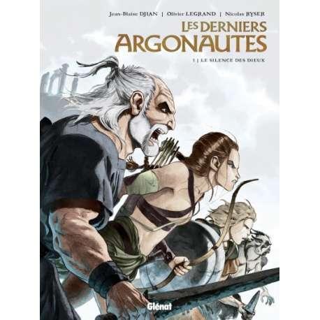 Derniers Argonautes (Les) - Tome 1 - Le Silence des dieux