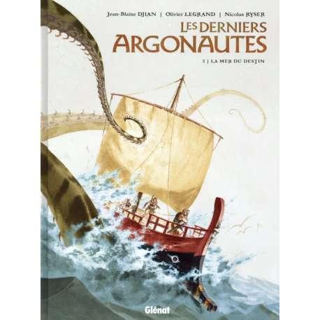 Derniers Argonautes (Les) - Tome 2 - La Mer du destin