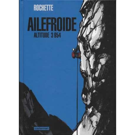 Ailefroide Altitude 3954 - Ailefroide Altitude 3954