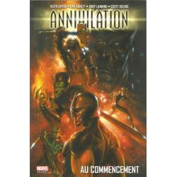 Annihilation - Tome 1 - Au commencement