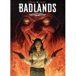 Badlands - Tome 3 - Le grand serpent