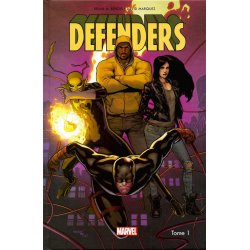 Defenders (100% Marvel) - Tome 1 - Les Diamants sont éternels