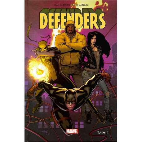 Defenders (100% Marvel) - Tome 1 - Les Diamants sont éternels