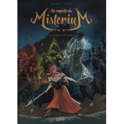 Enquêtes du Misterium (Les) - Tome 2 - Les Quatre de l'apocalypse