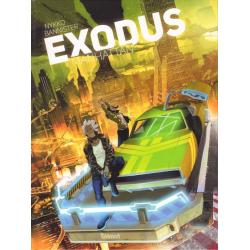 Exodus Manhattan - Tome 1 - Exodus Manhattan