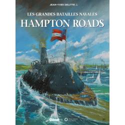 Grandes batailles navales (Les) - Tome 7 - Hampton roads