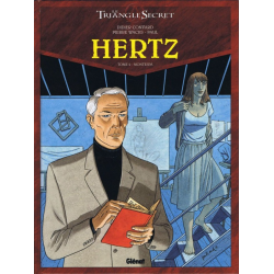 Triangle secret (Le) - Hertz - Tome 2 - Montespa