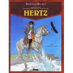 Triangle secret (Le) - Hertz - Tome 4 - L'Ombre de l'Aigle