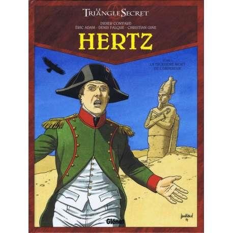 Triangle secret (Le) - Hertz - Tome 5 - La troisième mort de l'Empereur