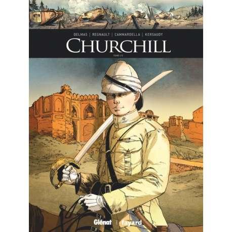 Ils ont fait l'Histoire - Tome 26 - Churchill - Tome 1/2