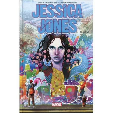 Jessica Jones - Tome 2 - Les Secrets de Maria Hill