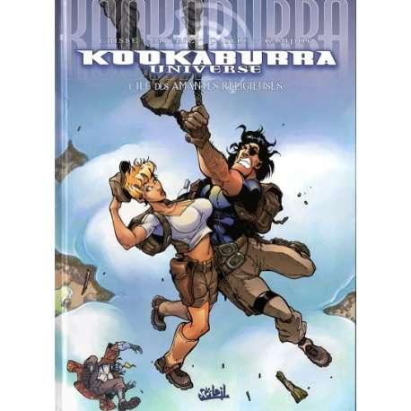 Kookaburra Universe - Tome 11 - L'Île des amantes religieuses