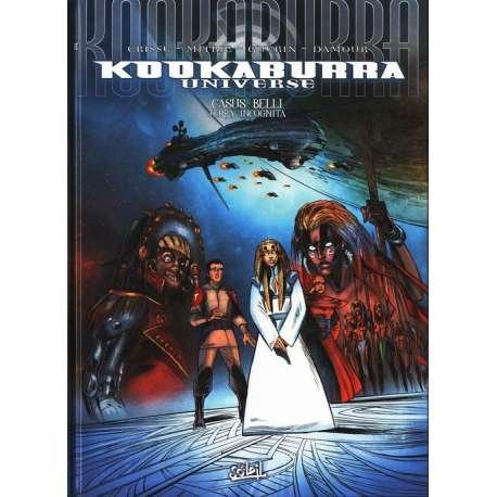 Kookaburra Universe - Tome 15 - Casus Belli Terra incognita