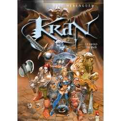 Krän - Tome 4 - Le grand tournoi