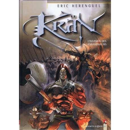 Krän - Tome 5 - L'invasion des envahisseurs