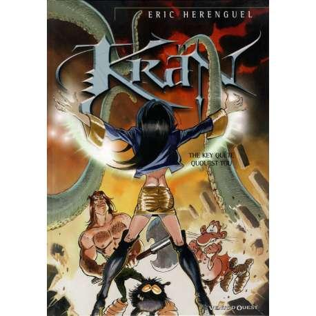 Krän - Tome 9 - The key quête quouest tou