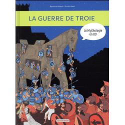 Mythologie en BD (La) - Tome 9 - La guerre de Troie et l'Iliade