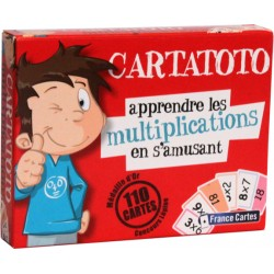 Cartatoto Multiplication