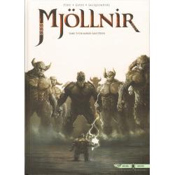 Mjöllnir - Tome 3 - Un monde sans Dieux