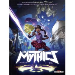 Mythics (Les) - Tome 2 - Parvati