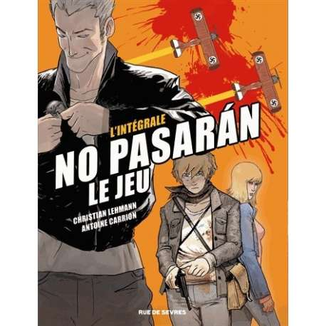 No pasarán (Lehmann/Carrion) - No pasarán - Le Jeu