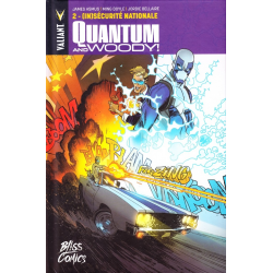Quantum & Woody - Tome 2 - (In)sécurité nationale