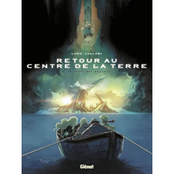 Retour au centre de la Terre - Tome 1 - Le chant des abysses