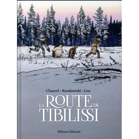Route de Tibilissi (La) - La route de Tibilissi