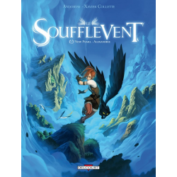 Soufflevent (Le) - Tome 1 - New Pearl - Alexandrie