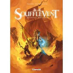 Soufflevent (Le) - Tome 2 - Côtes pirates - Monts andémiens