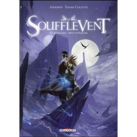 Soufflevent (Le) - Tome 3 - Alexandrie - Dent de Parnasse